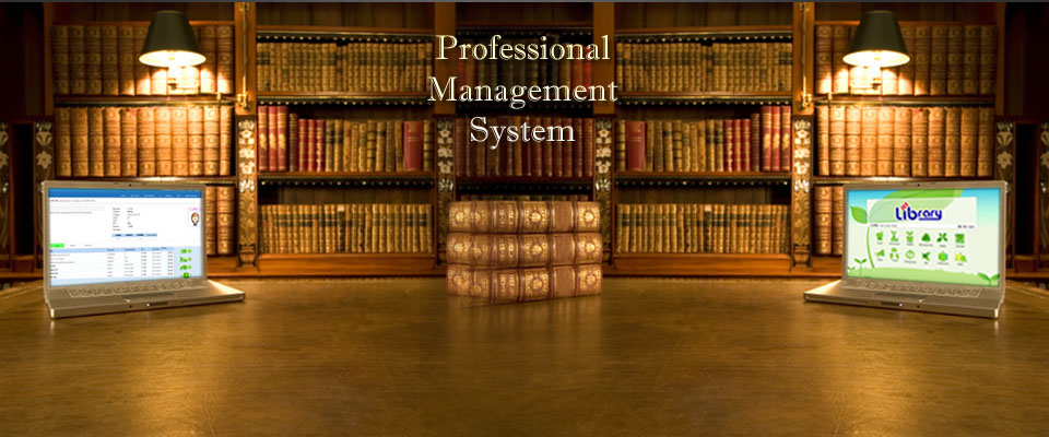 A Professional Library & Resource Management System!